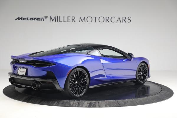 New 2022 McLaren GT Luxe for sale $228,080 at Alfa Romeo of Westport in Westport CT 06880 8