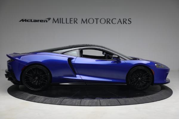 New 2022 McLaren GT Luxe for sale $228,080 at Alfa Romeo of Westport in Westport CT 06880 9