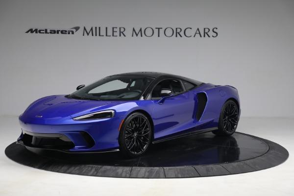 New 2022 McLaren GT Luxe for sale $228,080 at Alfa Romeo of Westport in Westport CT 06880 1