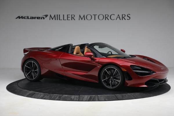 New 2022 McLaren 720S Spider for sale $382,090 at Alfa Romeo of Westport in Westport CT 06880 10
