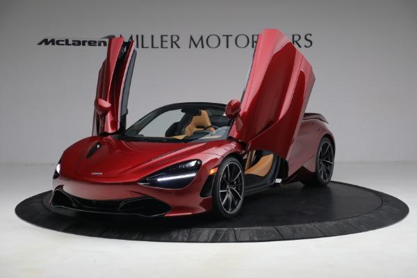 New 2022 McLaren 720S Spider for sale $382,090 at Alfa Romeo of Westport in Westport CT 06880 14