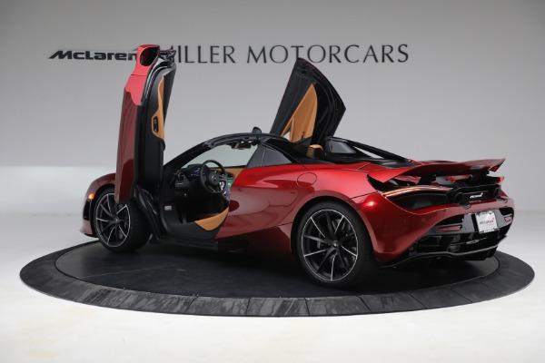 New 2022 McLaren 720S Spider for sale $382,090 at Alfa Romeo of Westport in Westport CT 06880 16