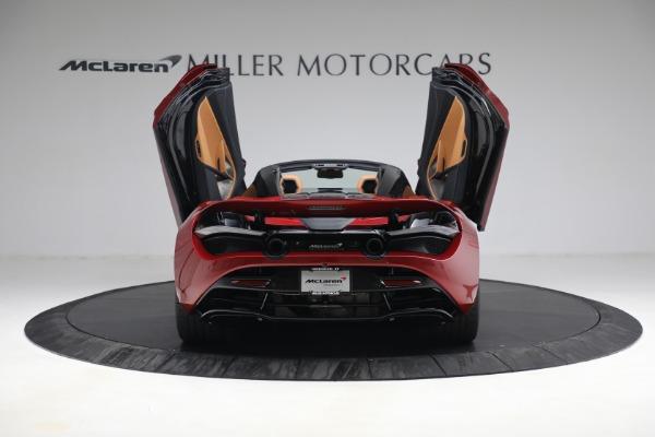 New 2022 McLaren 720S Spider for sale $382,090 at Alfa Romeo of Westport in Westport CT 06880 17