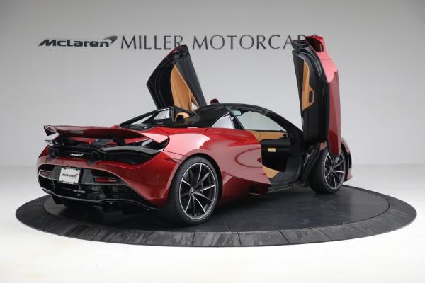 New 2022 McLaren 720S Spider for sale $382,090 at Alfa Romeo of Westport in Westport CT 06880 18