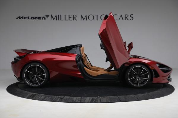 New 2022 McLaren 720S Spider for sale $382,090 at Alfa Romeo of Westport in Westport CT 06880 19