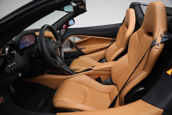 New 2022 McLaren 720S Spider for sale $382,090 at Alfa Romeo of Westport in Westport CT 06880 22