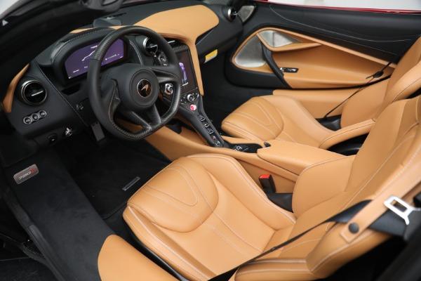 New 2022 McLaren 720S Spider for sale $382,090 at Alfa Romeo of Westport in Westport CT 06880 23