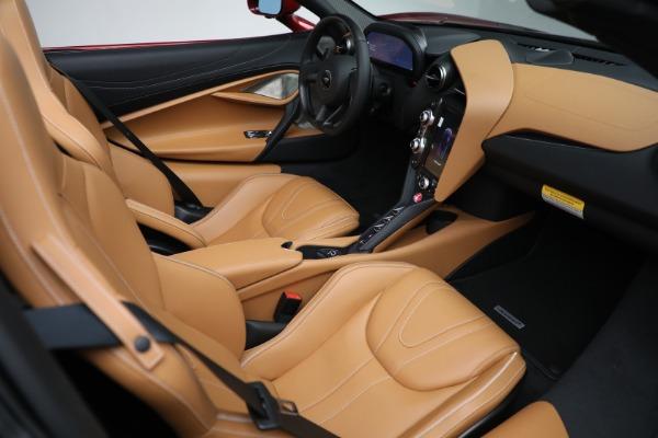 New 2022 McLaren 720S Spider for sale $382,090 at Alfa Romeo of Westport in Westport CT 06880 27