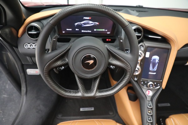 New 2022 McLaren 720S Spider for sale $382,090 at Alfa Romeo of Westport in Westport CT 06880 28