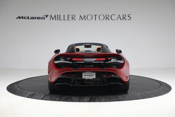 New 2022 McLaren 720S Spider for sale $382,090 at Alfa Romeo of Westport in Westport CT 06880 6