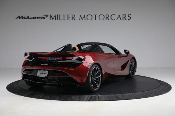New 2022 McLaren 720S Spider for sale $382,090 at Alfa Romeo of Westport in Westport CT 06880 7