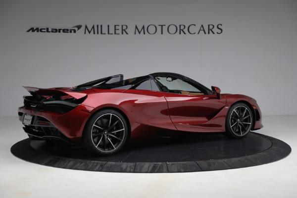 New 2022 McLaren 720S Spider for sale $382,090 at Alfa Romeo of Westport in Westport CT 06880 8