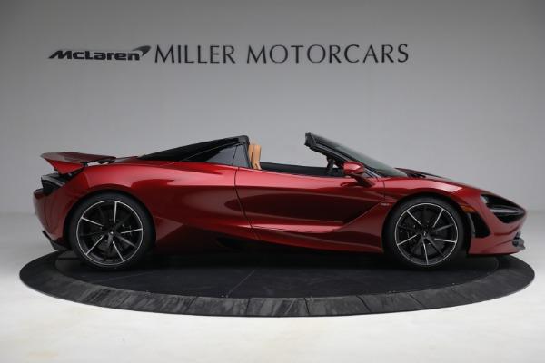 New 2022 McLaren 720S Spider for sale $382,090 at Alfa Romeo of Westport in Westport CT 06880 9