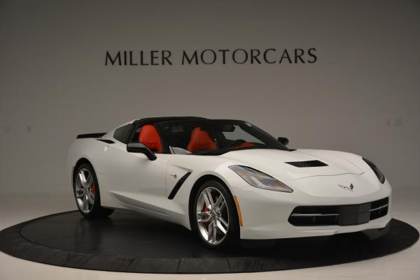 Used 2014 Chevrolet Corvette Stingray Z51 for sale Sold at Alfa Romeo of Westport in Westport CT 06880 15