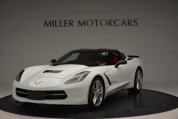 Used 2014 Chevrolet Corvette Stingray Z51 for sale Sold at Alfa Romeo of Westport in Westport CT 06880 2