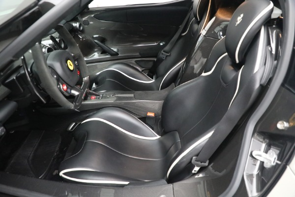 Used 2014 Ferrari LaFerrari for sale Call for price at Alfa Romeo of Westport in Westport CT 06880 15