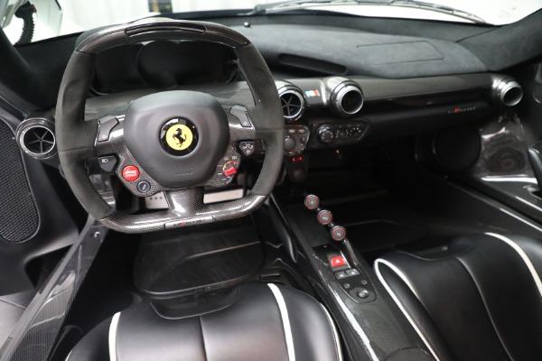 Used 2014 Ferrari LaFerrari for sale Call for price at Alfa Romeo of Westport in Westport CT 06880 17