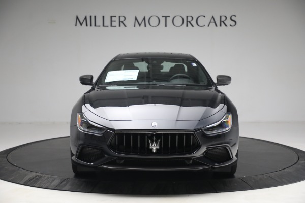New 2022 Maserati Ghibli Modena Q4 for sale $103,855 at Alfa Romeo of Westport in Westport CT 06880 12