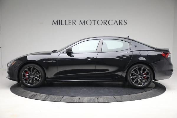 New 2022 Maserati Ghibli Modena Q4 for sale $103,855 at Alfa Romeo of Westport in Westport CT 06880 3