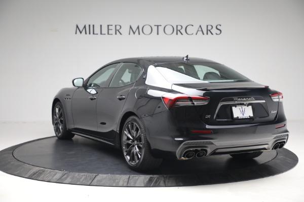 New 2022 Maserati Ghibli Modena Q4 for sale $103,855 at Alfa Romeo of Westport in Westport CT 06880 5