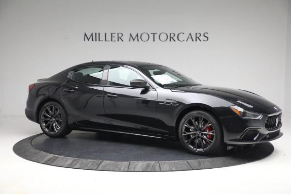 New 2022 Maserati Ghibli Modena Q4 for sale $103,855 at Alfa Romeo of Westport in Westport CT 06880 10