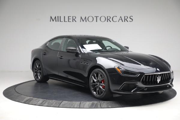 New 2022 Maserati Ghibli Modena Q4 for sale $103,855 at Alfa Romeo of Westport in Westport CT 06880 11