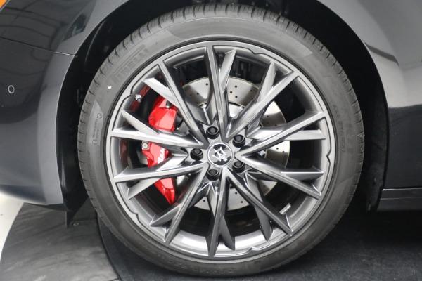 New 2022 Maserati Ghibli Modena Q4 for sale $103,855 at Alfa Romeo of Westport in Westport CT 06880 20