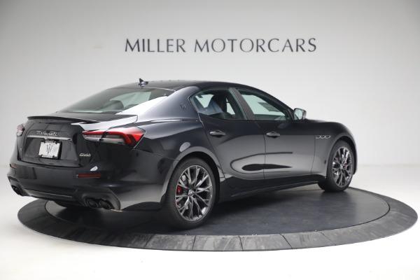 New 2022 Maserati Ghibli Modena Q4 for sale $103,855 at Alfa Romeo of Westport in Westport CT 06880 8