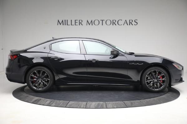 New 2022 Maserati Ghibli Modena Q4 for sale $103,855 at Alfa Romeo of Westport in Westport CT 06880 9