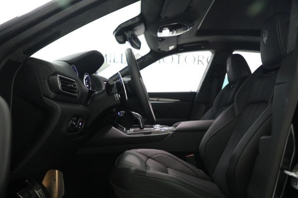 New 2022 Maserati Levante Modena for sale $108,775 at Alfa Romeo of Westport in Westport CT 06880 15