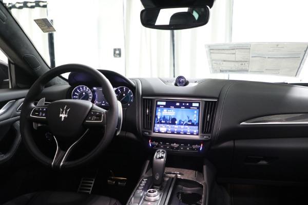 New 2022 Maserati Levante Modena for sale $108,775 at Alfa Romeo of Westport in Westport CT 06880 21