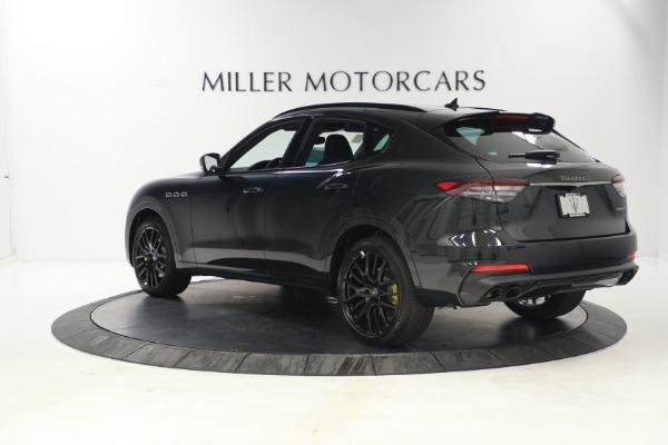 New 2022 Maserati Levante Modena for sale $108,775 at Alfa Romeo of Westport in Westport CT 06880 7