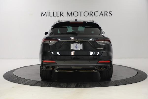 New 2022 Maserati Levante Modena for sale $108,775 at Alfa Romeo of Westport in Westport CT 06880 8