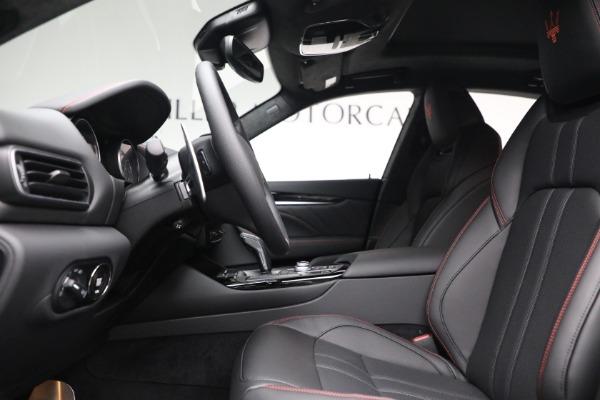New 2022 Maserati Levante GT for sale Sold at Alfa Romeo of Westport in Westport CT 06880 14
