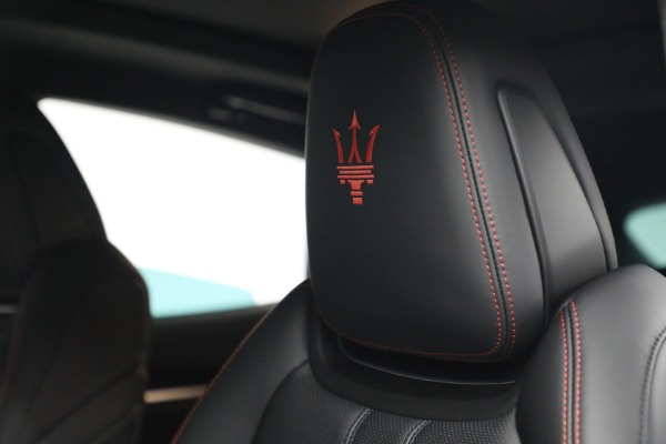 New 2022 Maserati Levante GT for sale Sold at Alfa Romeo of Westport in Westport CT 06880 16