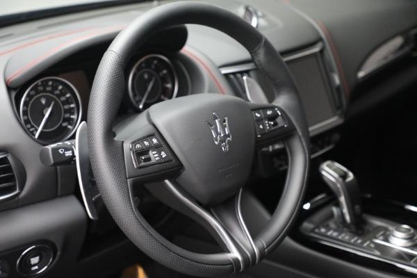 New 2022 Maserati Levante GT for sale Sold at Alfa Romeo of Westport in Westport CT 06880 17