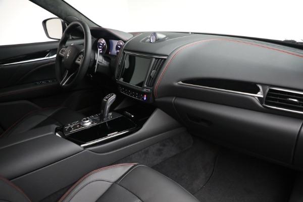 New 2022 Maserati Levante GT for sale Sold at Alfa Romeo of Westport in Westport CT 06880 24