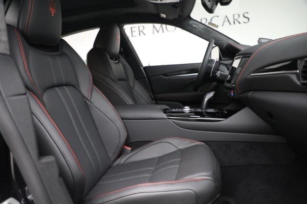 New 2022 Maserati Levante GT for sale Sold at Alfa Romeo of Westport in Westport CT 06880 25