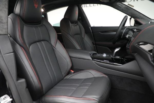 New 2022 Maserati Levante GT for sale Sold at Alfa Romeo of Westport in Westport CT 06880 26
