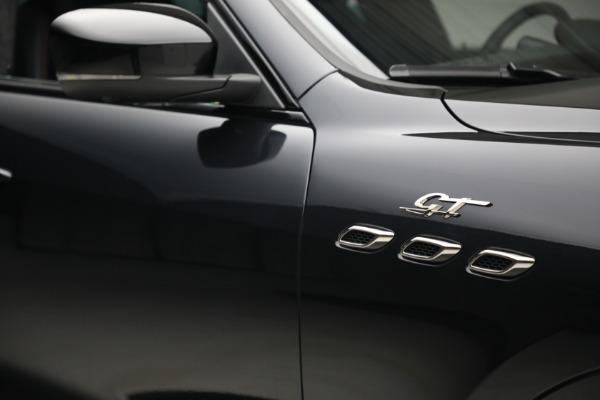 New 2022 Maserati Levante GT for sale Sold at Alfa Romeo of Westport in Westport CT 06880 28
