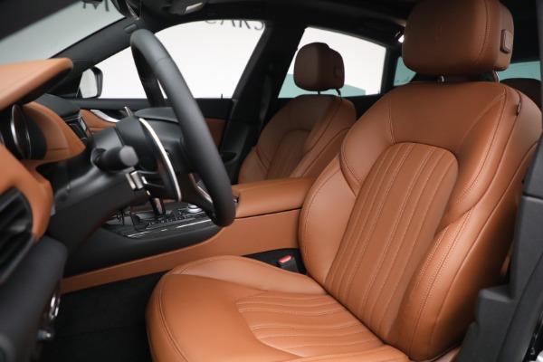 New 2022 Maserati Levante Modena for sale $104,545 at Alfa Romeo of Westport in Westport CT 06880 15