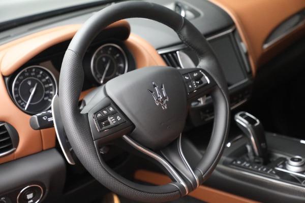 New 2022 Maserati Levante Modena for sale $104,545 at Alfa Romeo of Westport in Westport CT 06880 17