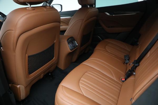 New 2022 Maserati Levante Modena for sale $104,545 at Alfa Romeo of Westport in Westport CT 06880 21
