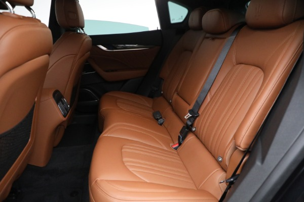 New 2022 Maserati Levante Modena for sale $104,545 at Alfa Romeo of Westport in Westport CT 06880 22