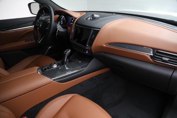 New 2022 Maserati Levante Modena for sale $104,545 at Alfa Romeo of Westport in Westport CT 06880 24