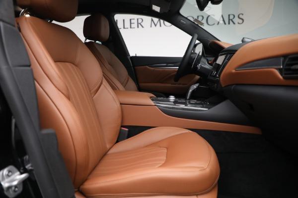 New 2022 Maserati Levante Modena for sale $104,545 at Alfa Romeo of Westport in Westport CT 06880 25