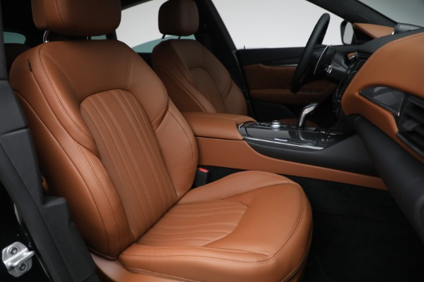 New 2022 Maserati Levante Modena for sale $104,545 at Alfa Romeo of Westport in Westport CT 06880 26