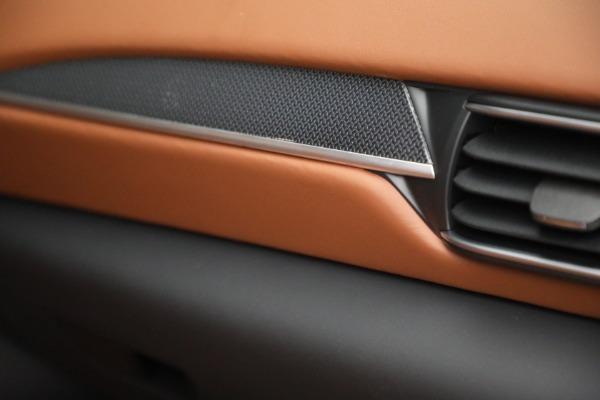 New 2022 Maserati Levante Modena for sale $104,545 at Alfa Romeo of Westport in Westport CT 06880 27