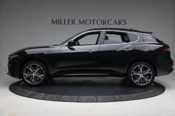 New 2022 Maserati Levante Modena for sale $104,545 at Alfa Romeo of Westport in Westport CT 06880 3