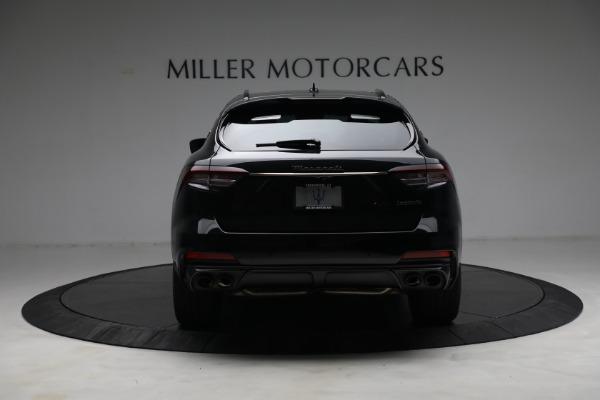 New 2022 Maserati Levante Modena for sale $104,545 at Alfa Romeo of Westport in Westport CT 06880 6